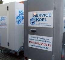 Service Koel - realisaties